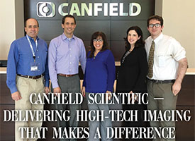 Canfield Scientific featured in Morris County Business Edge