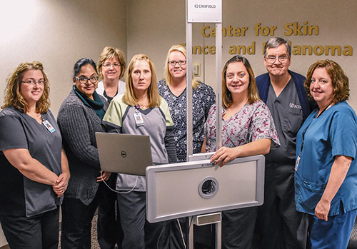 Wheeling Hospital Center for Skin Cancer and Melanoma Staff