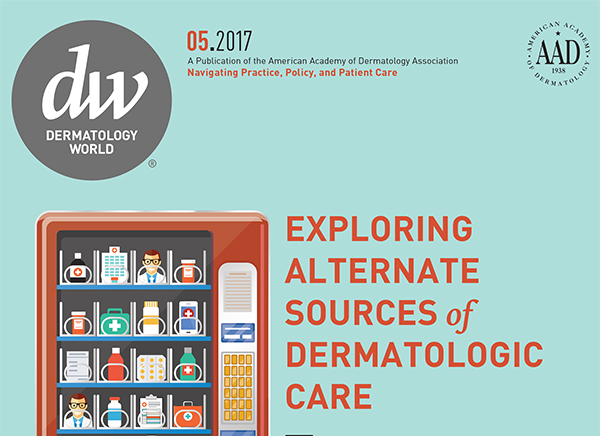 Dermatology World May 2017