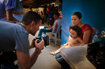 Canfield Aids Operation Smile with VECTRA® 3D